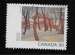 CANADA. 1982, USED # 966  CANADA DAY : MANITOBA - 1952-.... Règne D'Elizabeth II