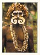 Océanie  -Papouasie-Nouvelle-Guinée- Papua New Guinea Asmat Warrior (B)  * PRIX FIXE - Papua New Guinea