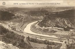 La Vallée De L'Ourthe  --  Un Panorama à Comblain-au-Pont - Comblain-au-Pont
