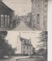 LOT 2 CPA PERNAY  ET BRAYE SUR MAULNE - France
