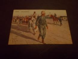 B698  Tripoli Arabi Prigionieri Cm9x14 Non Viagg. - Libya