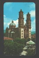 Taxco - Iglesia De Santa Prisca - Mexico