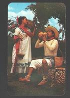 Yucatan - Mestizos Descansando En Un Bonito Atardecer - Costumes - Mexico