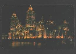 Mexico - La Catedral De Mexico - 1971 - Mexico