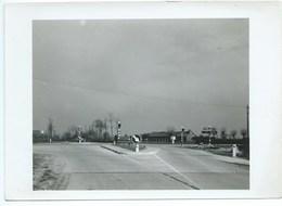 Hoogstade Alveringem FOTO Weg 65 Ieper-Veurne Kruispunt Hoogstade Met Weg 64 08/04/1953 - Alveringem