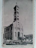 Algérie - TIARET - L'église - Tiaret