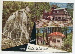 GERMANY - AK 335121 Radau-Wasserfall Bei Bad Harzburg - Bad Harzburg