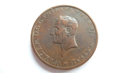 Inhuldigingspenning Willem I 1816 - Royal/Of Nobility