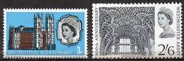 GREAT BRITAIN 1966 900th Anniversary Of Westminster Abbey (ordinary) - 1952-.... (Elizabeth II)