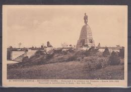 CPA Arras Beaumont Hamel  Dpt 62 Monument à La Mémoire Des Ecossais Guerre 1914 1918 Réf 683 - Arras