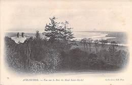50 - AVRANCHES - Vue Sur La Baie Du Mont Saint Michel. - Avranches