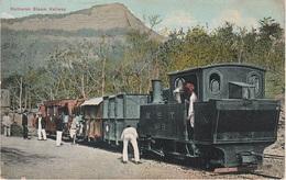 AK Matheran माथेरान Steam Railway Hill Station Train Gare A Mumbai Bombay मुंबई Pune Neral Maharashtra Indien India Inde - India