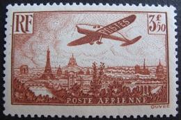 R1692/67 - 1936 - POSTE AERIENNE - N°13 NEUF** - Cote : 125,00 € - 1927-1959 Mint/hinged