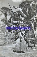 101504 PERU RIO AMAZONAS COSTUMES NATIVE INDIO DE LOS YAGUAS CON CERVATANA 51741 POSTAL POSTCARD - Peru