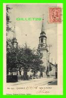 QUÉBEC - ÉGLISE DE ST-ROCH -0 ÉDITEURS, PRUNEAU & KIROUAC - CIRCULÉE EN 1906 - - Québec - La Cité