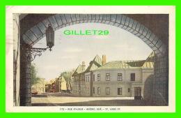 QUÉBEC - RUE ST-LOUIS -  CIRCULÉE EN 1953 -  LORENZO AUDET ENR. ÉDITEUR - - Québec - La Cité