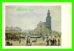 QUÉBEC - PARC DES CHAMPS DE BATAILLE - JAMES PATTISON COCKBURN 1778-1847 - PROCESSION DE LA FÊTE-DIEU, 1830 - - Québec - La Cité