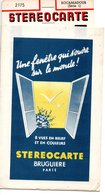 STEREOCARTE  BRUGUIERE PARIS -   ROCAMADOUR ( Série 1 )  2175 - Diapositives