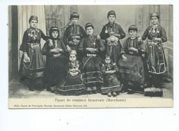 ROUMANIE - CPA - Tipuri De Romance Farseroate ( Macedonia ) ( See 2th Scan Please !!!! ) - Romania