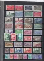 Collection Lot Vrac D'environ 160 Timbres D'Andorre Neufs Sans Et Avec Charnière - French Andorra