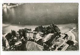 Ref 200 - ANNECY - L'Hôtel Impérial - Vue AERIENNE (1960) - Annecy