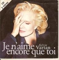 CD Single. Sylvie VARTAN. Je N'aime Encore Que Toi - Quelqu'un M'attend - Musique & Instruments