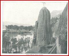 Rivière Columbia Recto. Hotel De Ville De La Nlle Orléans. Un Voyage à Travers L'Amérique. 1895. Éd Greig. Et Cie. - Vieux Papiers
