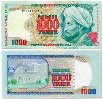 KAZAKHSTAN P.16 1000 Tenge 1993 Unc - Kazakistan