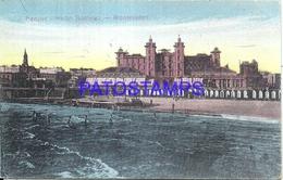 101523 URUGUAY MONTEVIDEO PARQUE HOTEL RAMIREZ POSTAL POSTCARD - Uruguay
