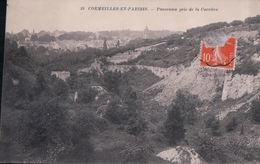 Cormeilles En Parisis Panorama Pris De La Carrière - Cormeilles En Parisis