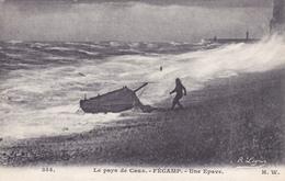 FECAMP Une Epave ( HW 354 ) - Fécamp