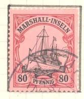 Marshall: Yvert N° 21°; Superbe - Colonie: Marshall