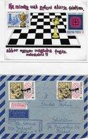 Hungary; Chess Ajedrez; - Lettere