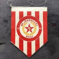 Flag (Pennant / Banderín) ZA000332 - Football (Soccer / Calcio) Croatia Radnicki Dalj - Apparel, Souvenirs & Other