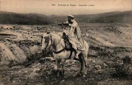 Algérie - Scénes Et Types - Cavalier Arabe - Scenes