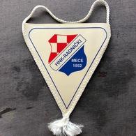 Flag (Pennant / Banderín) ZA000337 - Football (Soccer / Calcio) Croatia Radnicki Mece - Apparel, Souvenirs & Other