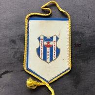 Flag (Pennant / Banderín) ZA000338 - Football (Soccer / Calcio) Croatia Radnicki Mirkovac - Apparel, Souvenirs & Other
