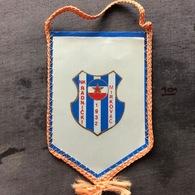 Flag (Pennant / Banderín) ZA000340 - Football (Soccer / Calcio) Croatia Radnicki Mirkovac - Apparel, Souvenirs & Other