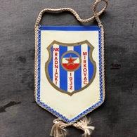 Flag (Pennant / Banderín) ZA000342 - Football (Soccer / Calcio) Croatia Radnicki Mirkovac - Apparel, Souvenirs & Other