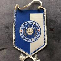 Flag (Pennant / Banderín) ZA000348 - Football (Soccer / Calcio) Croatia Podravska Slatina - Apparel, Souvenirs & Other