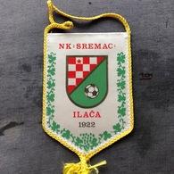 Flag (Pennant / Banderín) ZA000356 - Football (Soccer / Calcio) Croatia Sremac Ilaca - Apparel, Souvenirs & Other