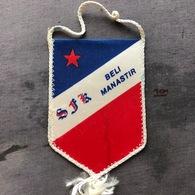 Flag (Pennant / Banderín) ZA000357 - Football (Soccer / Calcio) Croatia SFK Beli Manastir - Apparel, Souvenirs & Other