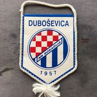Flag (Pennant / Banderín) ZA000359 - Football (Soccer / Calcio) Croatia Sokadija Dubosevica - Apparel, Souvenirs & Other