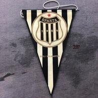 Flag (Pennant / Banderín) ZA000362 - Football (Soccer / Calcio) Croatia Sparta Beli Manastir - Apparel, Souvenirs & Other