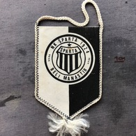 Flag (Pennant / Banderín) ZA000363 - Football (Soccer / Calcio) Croatia Sparta Beli Manastir - Apparel, Souvenirs & Other
