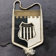 Flag (Pennant / Banderín) ZA000369 - Football (Soccer / Calcio) Croatia Sparta Beli Manastir - Apparel, Souvenirs & Other
