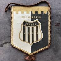 Flag (Pennant / Banderín) ZA000372 - Football (Soccer / Calcio) Croatia Sparta Beli Manastir - Habillement, Souvenirs & Autres