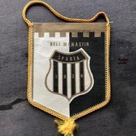Flag (Pennant / Banderín) ZA000373 - Football (Soccer / Calcio) Croatia Sparta Beli Manastir - Apparel, Souvenirs & Other