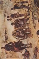 """1483 """" FATTORI - PARTICOLARE DELLA BATTAGLIA DI SOLFERINO - 24 GIUGNO 1859"""" CART. POST. ORIG. NON SPEDITA - Genova (Genoa)"""