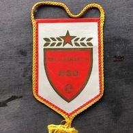 Flag (Pennant / Banderín) ZA000383 - Football (Soccer / Calcio) Croatia NSO Beli Manastir - Apparel, Souvenirs & Other